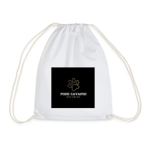 Posie Cavapoo edition - Drawstring Bag