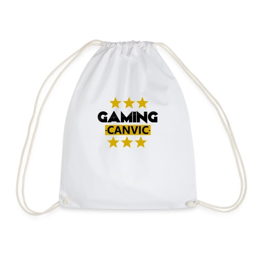 Gaming Canvic Stars - Turnbeutel