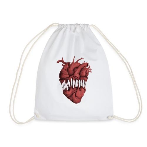 Bizarre Heart - Mochila saco