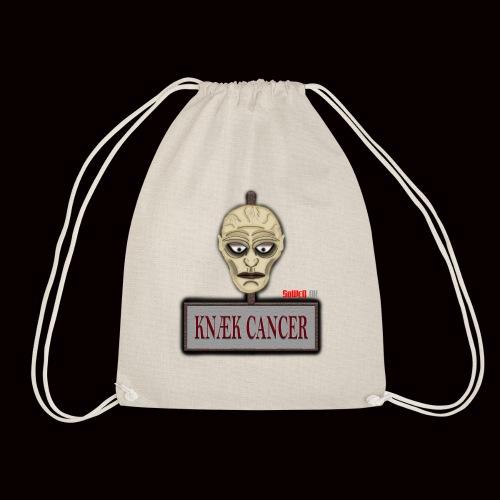 Knæk Cancer Kollektion ! - Sportstaske