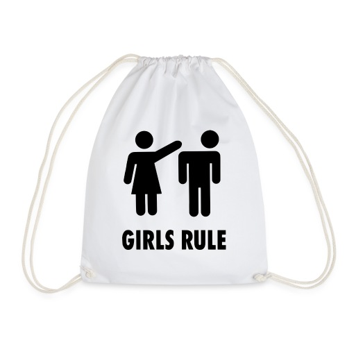 Girls Rule - Sac de sport léger