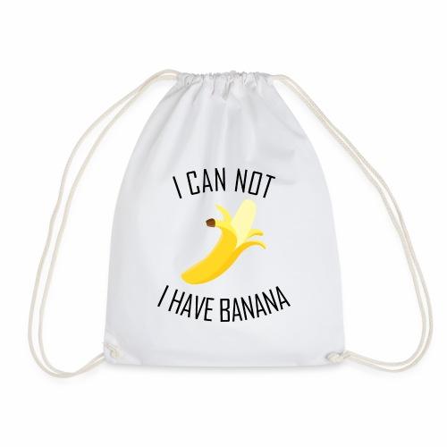 J'peux pas j'ai Banane - Version anglaise - Sac de sport léger