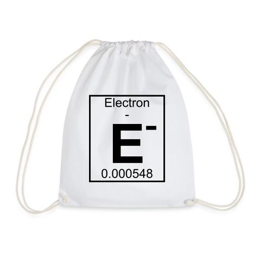 E (electron) - pfll - Drawstring Bag
