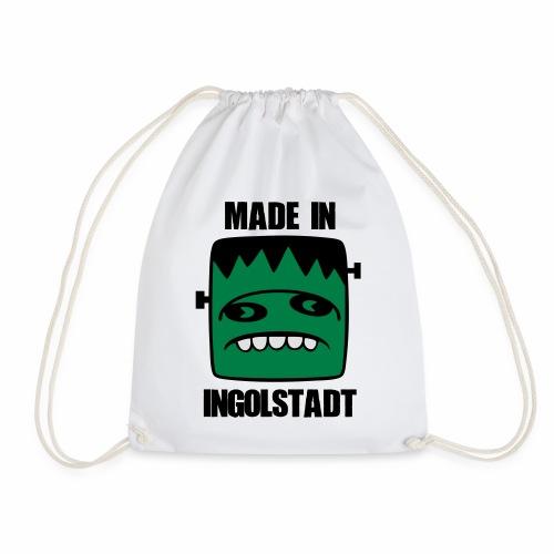 Fonster made in Ingolstadt - Turnbeutel