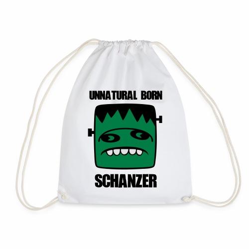 Fonster unnatural born Schanzer - Turnbeutel