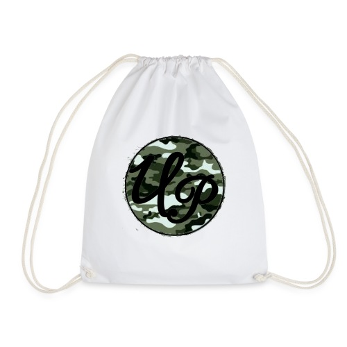 Unique Productions Camo Print - Drawstring Bag
