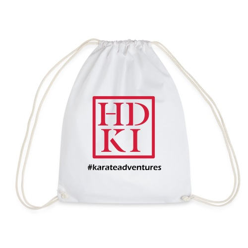 HDKI karateadventures - Drawstring Bag