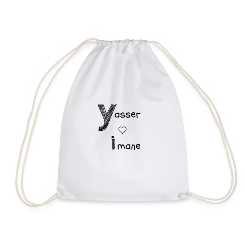 Yasser et Imane - Sac de sport léger