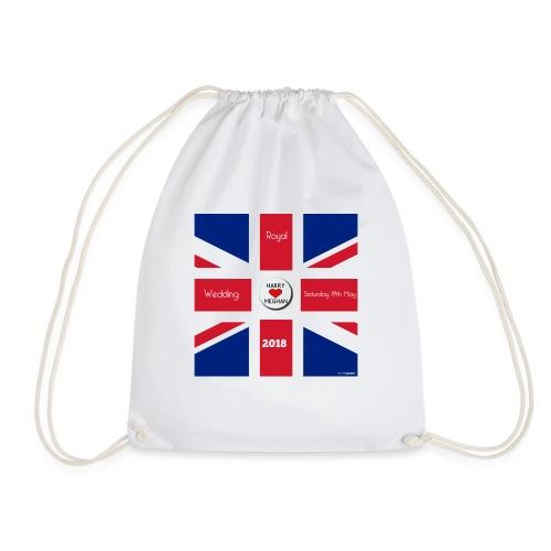 Royal Wedding 2018 - Drawstring Bag