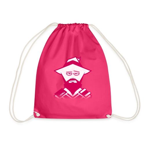uzalu the Wizard - Drawstring Bag
