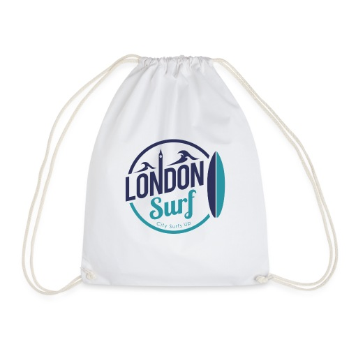 London Surf Classic Logo - Drawstring Bag