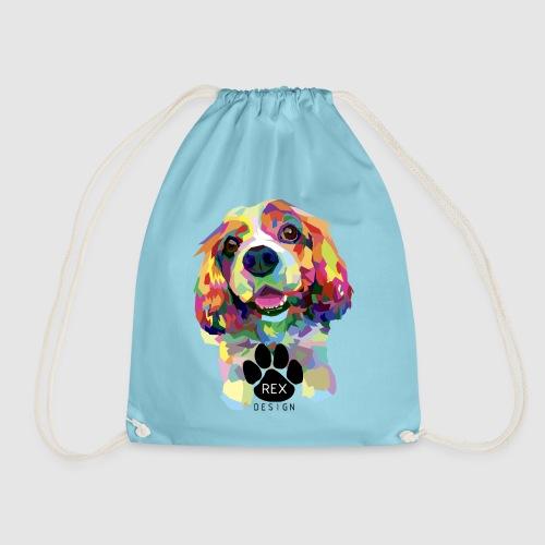 Begging You To Play - Drawstring Bag