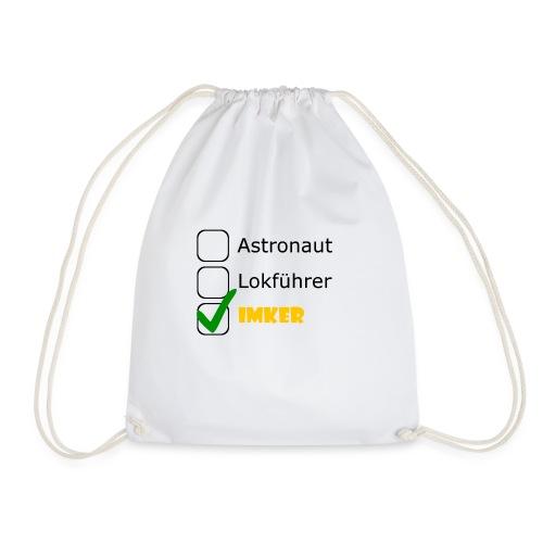 Astronaut, Lokführer, Imker - Turnbeutel