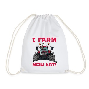 I farm you eat case - Gymtas