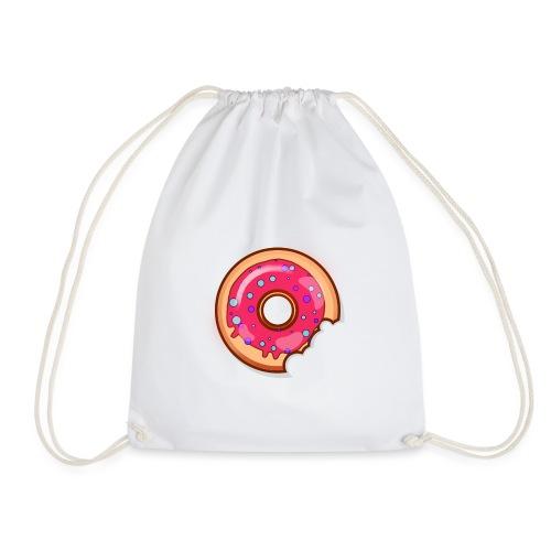 donut, donut chicken, holy donut, sweet donut - Drawstring Bag