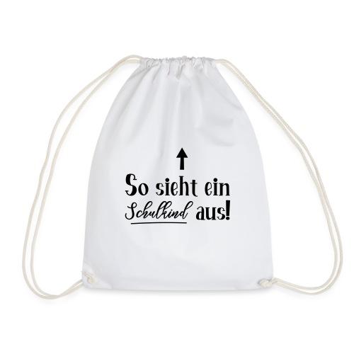 Schulkind 2019 - Turnbeutel
