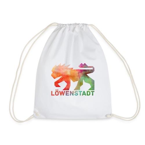 Löwenstadt Design 5 - Turnbeutel