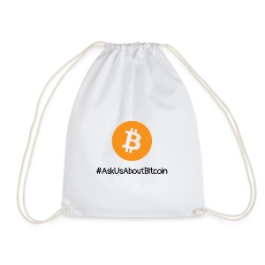 Ask us about Bitcoin - #AskUsAboutBitcoin - Turnbeutel