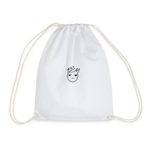 Srsly? - Drawstring Bag