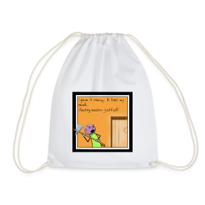 Snack Attack - Drawstring Bag