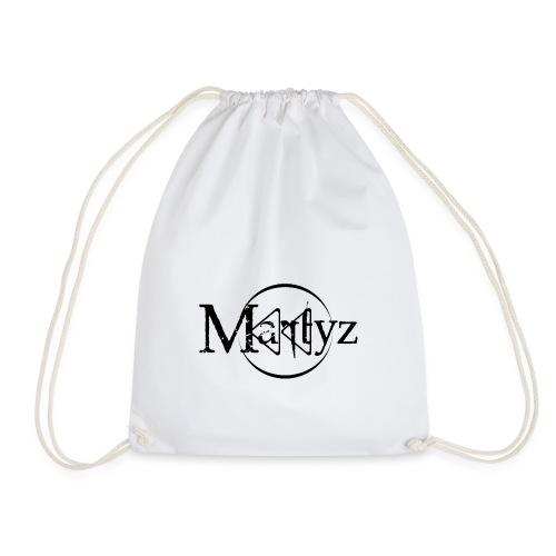 MARTYZ Logo noir - Sac de sport léger