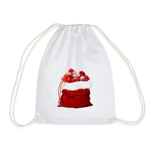 Christmas gifts t-shirt - Drawstring Bag