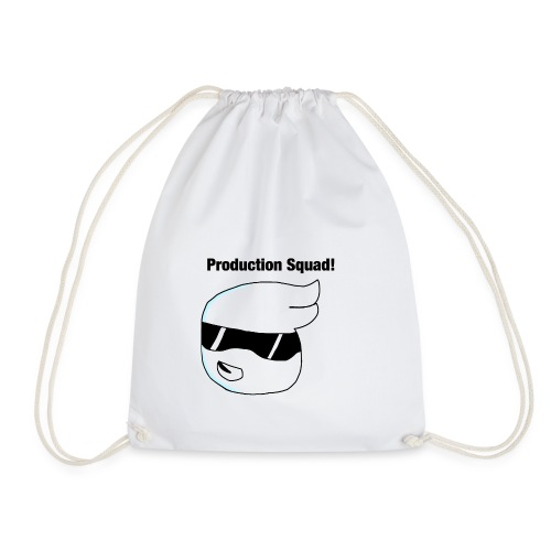 Production Squad - Drawstring Bag