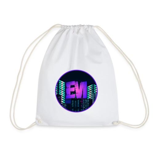EVI Logo - Drawstring Bag