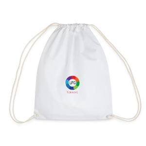 New LFG Tekkers Logo - Drawstring Bag