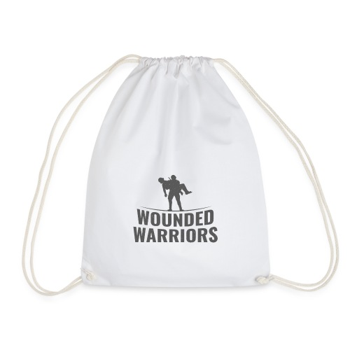 Wounded Warrior Design - Turnbeutel