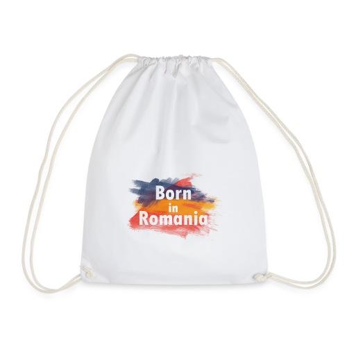 Born in Romania - Turnbeutel