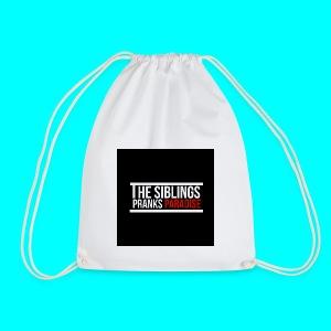 TheSiblingsPranksParadise - Drawstring Bag