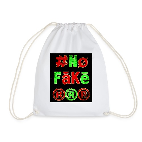Logo Nø fākē collection - Sac de sport léger