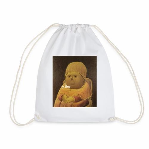 y tho - Drawstring Bag