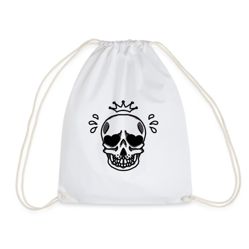 Skull King - Drawstring Bag