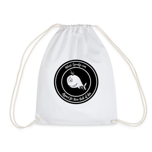 Whale Spoodge Branded Range - Drawstring Bag