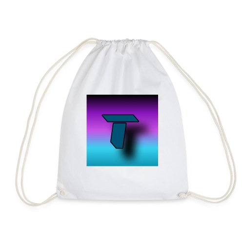 Tragiic logo - Drawstring Bag