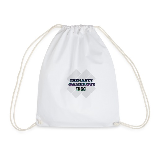 THENASTYGAMERGUY - Drawstring Bag