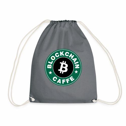 BlockChain Caffè Logo - Sacca sportiva