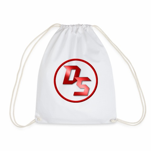 dragonsplayer logo - Drawstring Bag