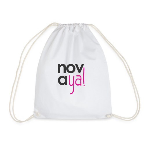 Logo Novaya! - Sac de sport léger