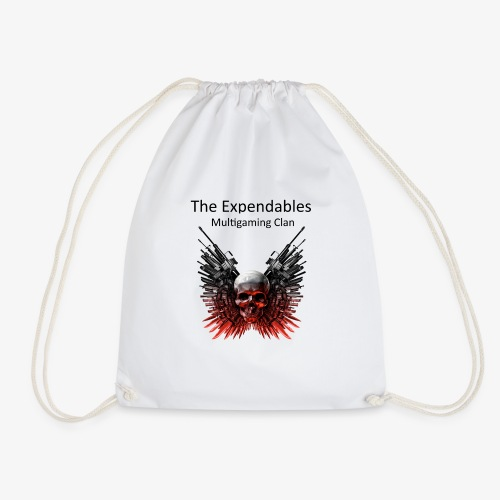 The Expendables Mutligaming Clan - Turnbeutel
