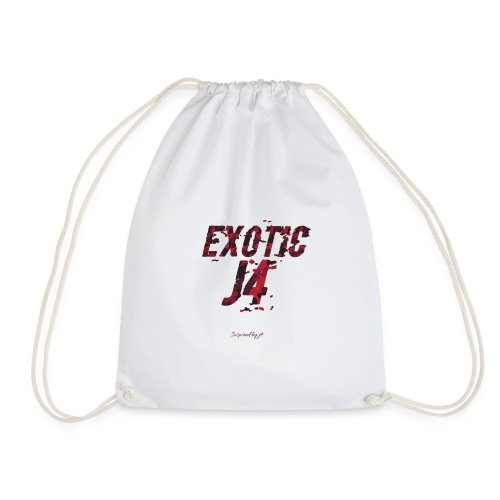 EXOTIC j4 collection - Drawstring Bag