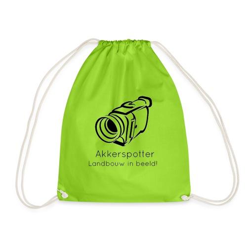 Logo akkerspotter - Gymtas