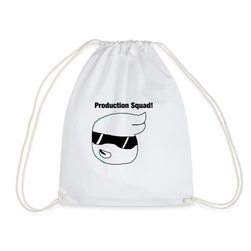 Production Squad - Drawstring Bag