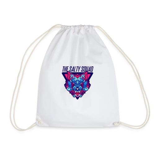 Salty squad merch - Drawstring Bag