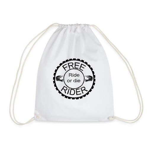Free Rider ROD - Turnbeutel