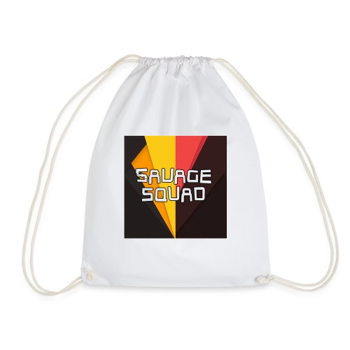 SavageSquad Gear - Drawstring Bag