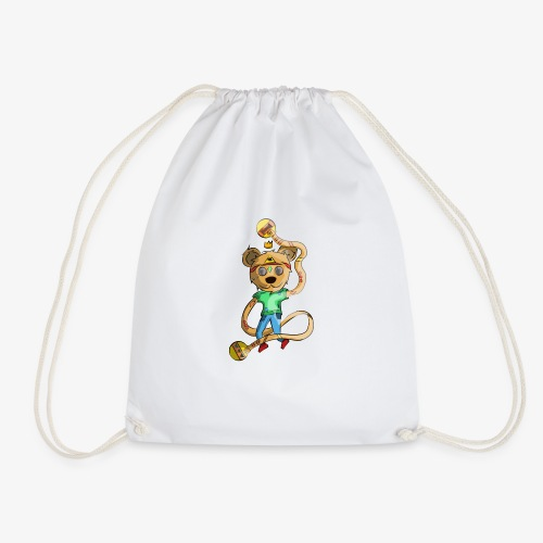 OSO HIPPIE - Mochila saco