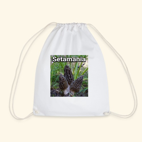 Colmenillas setamania - Mochila saco